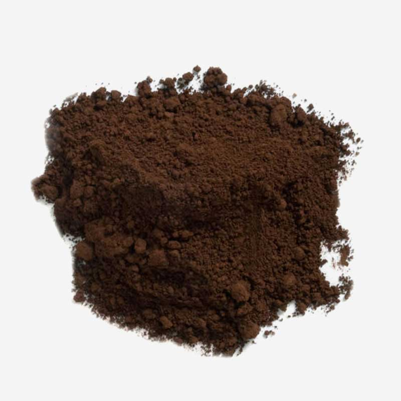 Nut Brown Matte Polyester Powder