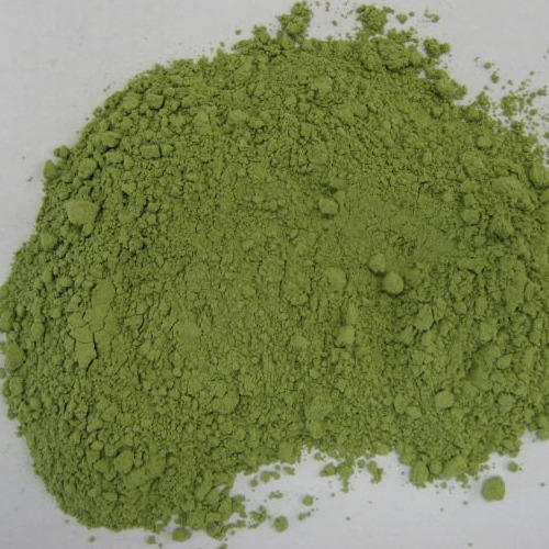 Bush Green Glossy Polyester Powder
